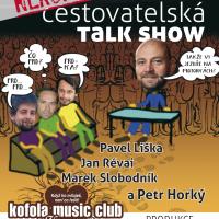 MotoTalkShow - Pavel Liška Jan Révai Marek Slobodník a Petr Horký