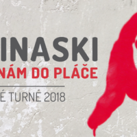 Chinaski + host: MY DVA TRIO  koncert   vyprodán